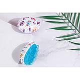 Расческа для волос компактная Tangle, разные цвета, 1 шт, фото 2