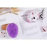 Расческа для волос компактная Tangle, разные цвета, 1 шт, фото 6