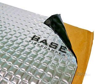 """Виброизоляция """"BASE"""" B2 - 2 мм. (1 шт. / 0.35 м²)"""