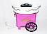 Аппарат для приготовления сладкой сахарной ваты Cotton Candy Maker Большой, фото 6