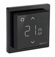 DEVIreg Smart Black Wi-fi интеллектуальный терморегулятор