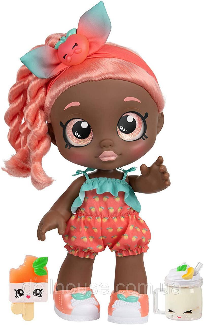 Kindi Kids большая кукла Кинди Кидс Летний Персик Snack Time Friends Summer Peaches