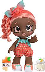 Kindi Kids велика лялька Кінді Кидс Річний Персик Snack Time Friends Summer Peaches