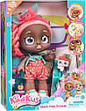 Kindi Kids большая кукла Кинди Кидс Летний Персик Snack Time Friends Summer Peaches, фото 2