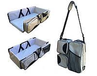 Органайзер сумка — детская кровать Ganen Baby Travel Bed and Bag ZW-009, Качество