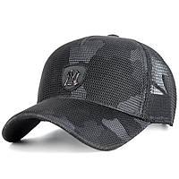 Кепка ML213 Бейсболка Черная
