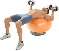 Большой мяч для фитнеса 65см, Гимнастический мяч, фитбол 65см, Акция