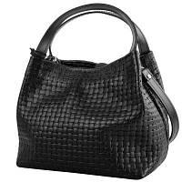 Саквояж (ридикюль) ETERNO Женская кожаная сумка ETERNO (ЭТЕРНО) AN-K142BL