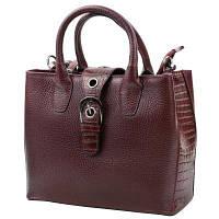 Саквояж (ридикюль) Desisan Женская кожаная сумка DESISAN (ДЕСИСАН) SHI6030-339