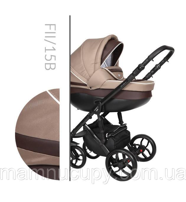 Дитяча універсальна коляска 2 в 1 Baby Merc Faster Style FI/15B