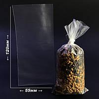 ПВА пакети ,мішечки Carpax 55X120 мм 20 шт.(PVA BAGS)