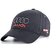 Кепка Audi А210 Темно-синяя
