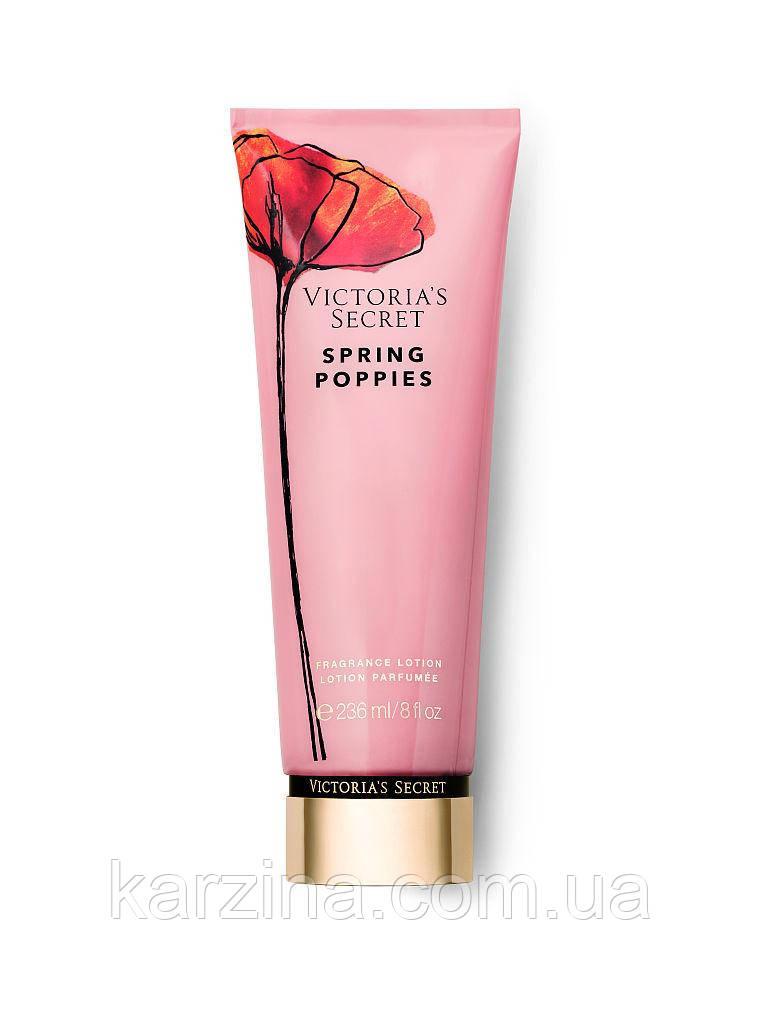 Лосьон для тела Victoria's Secret Wild Blooms Nourishing Hand & Body Lotion Spring Poppies