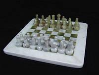 Шахматы из оникса (20х20 см)