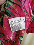 Интересная женская блуза, блузка от Clockhouse C&A, Германия, размер 54-56, розовый цвет, фото 2