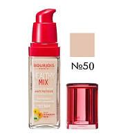 Тональный крем Bourjois Healthy Mix Foundation 50, Rose Ivory