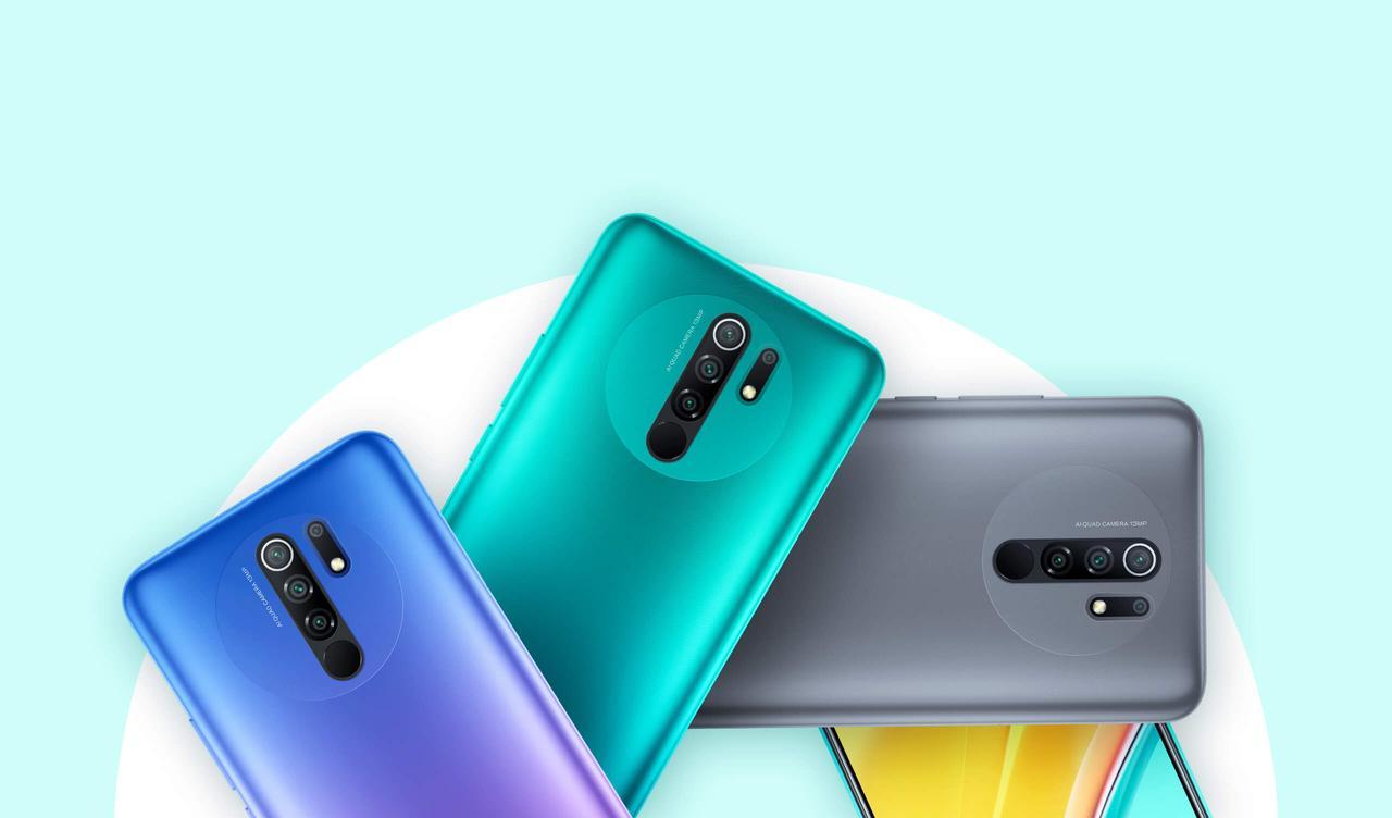 Мобильный телефон Xiaomi Redmi 9 3/32GB (Международная версия)