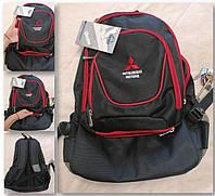 Рюкзак міський чорний, фото 1