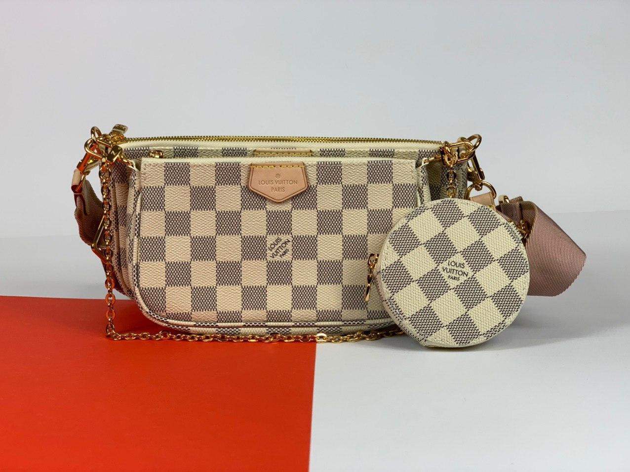 Сумка Louis Vuitton Multi Pochette (Луи Виттон Мульти Пошет) арт. 03-402