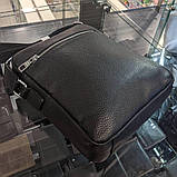 Сумка через плечо Louis Vuitton CK902 черная, фото 5