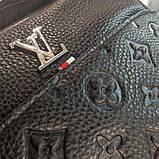 Сумка через плечо Louis Vuitton CK902 черная, фото 3