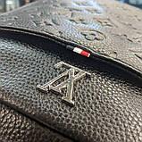Сумка через плечо Louis Vuitton CK902 черная, фото 4