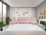 Комплект мягкой мебели Порто  реклайнер ( МКС ), фото 4