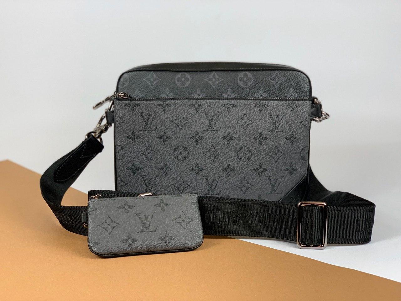 Мужская сумка через плечо Louis Vuitton (Луи Виттон) арт. 14-226
