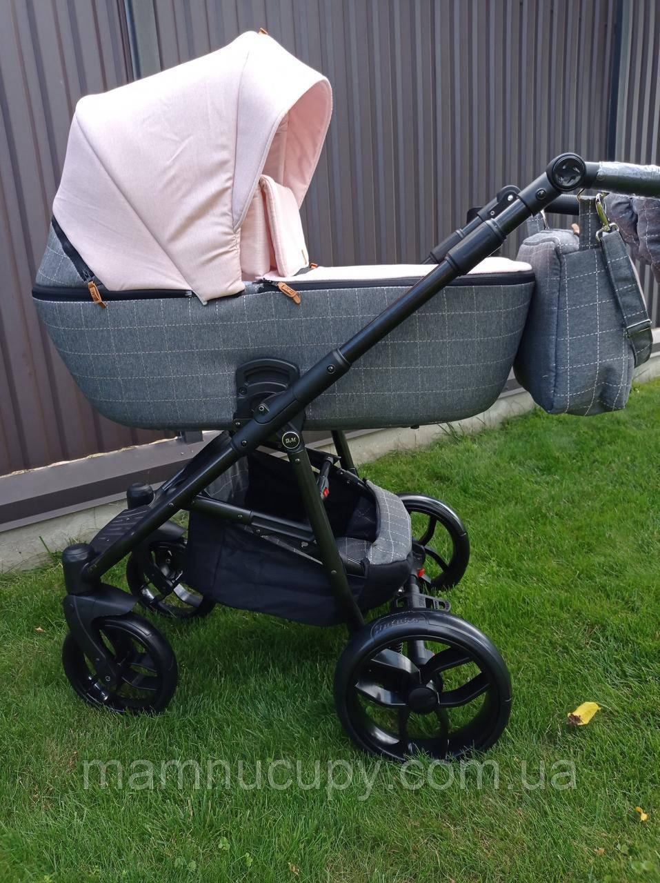 Детская универсальная коляска 2 в 1 Baby Merc La Noche LN/01B