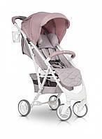 Детская прогулочная коляска Euro-Cart Volt Pro, powder pink (8894)