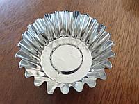 Формы для выпечки кексов металлические