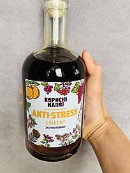 Корисні напої Anti-Stress еліксир заспокійливий