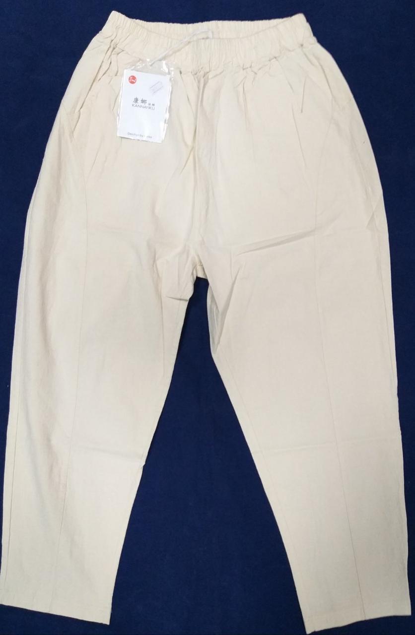 Стильные женские штаны Полуботал