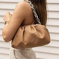 Женская сумка стиль Bottega Veneta. Мода 2020