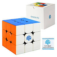 Кубик Рубіка 3х3 GAN 356 R (Чисельного) NEW updated version 2020, фото 1