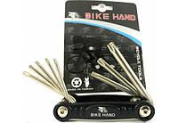 Мультитул BikeHand vz- F33 -078 Черный 8 в 1