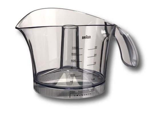 Емкость для сока соковыжималки Braun mpz 9, 81245015