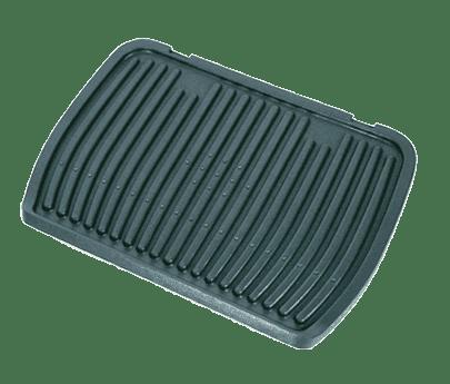 Пластина жарочная верхняя для электрогриля Tefal TS-01039391