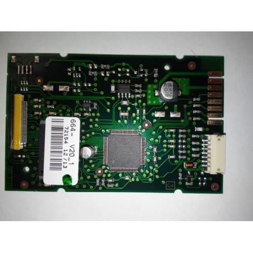 Плата управления мультиварки Moulinex, ss-993625