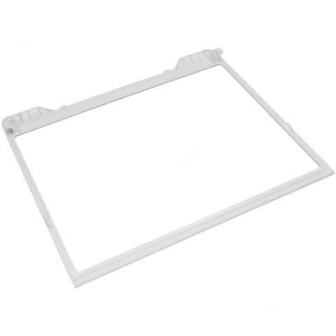Полка верхняя стеклянная для холодильника Samsung (440x385мм), da67-04253a