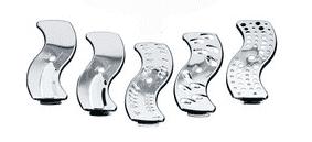 Комплект терок для кухонного комбайна Braun, 7322010524