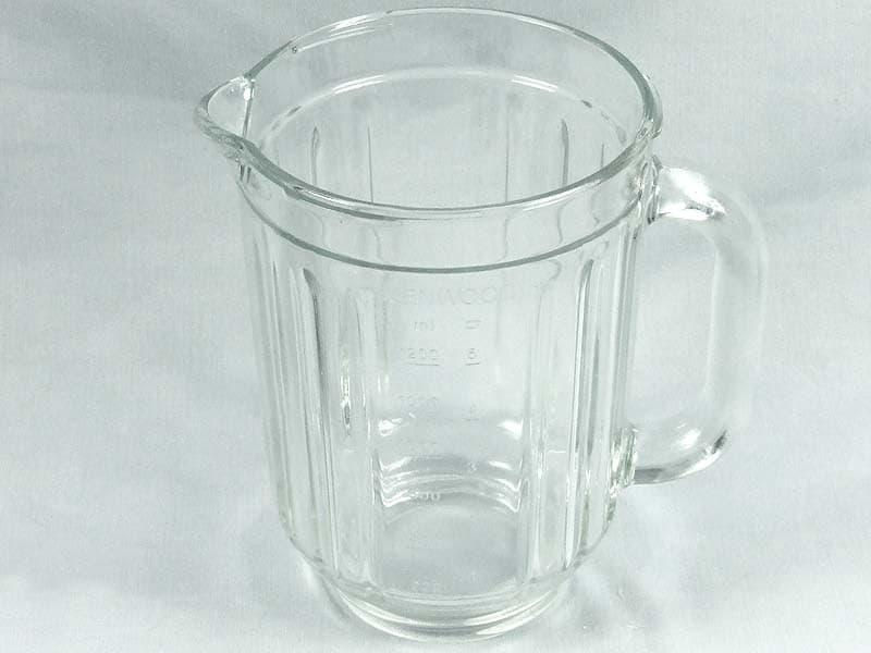 Чаша стеклянная at283, кухонного комбайна Kenwood, kw714225