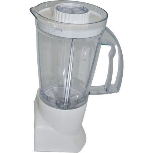 Чаша блендера в сборе для кухонного комбайна Moulinex, 1000ml, ms-5785595