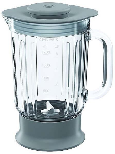 Чаша блендера стеклянная 1200ml к кухонному комбайну Kenwood, kw715833