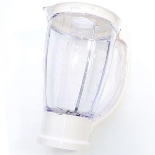 Чаша блендера в сборе для кухонного комбайна Moulinex, 1500ml, ms-0a13352
