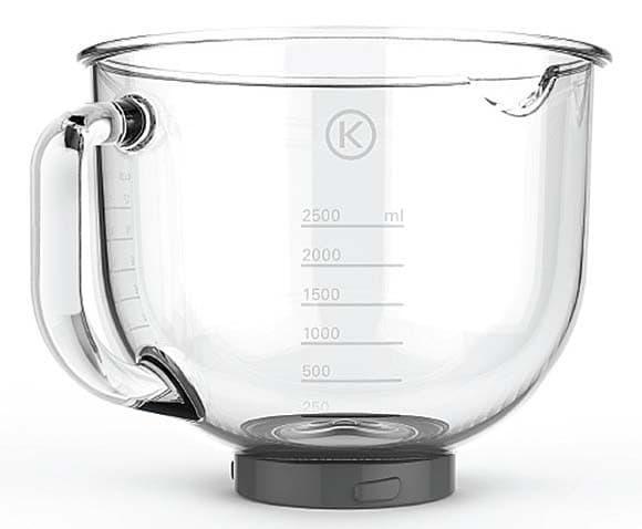 Чаша стекляная, кухонного комбайна Kenwood, aw20000006
