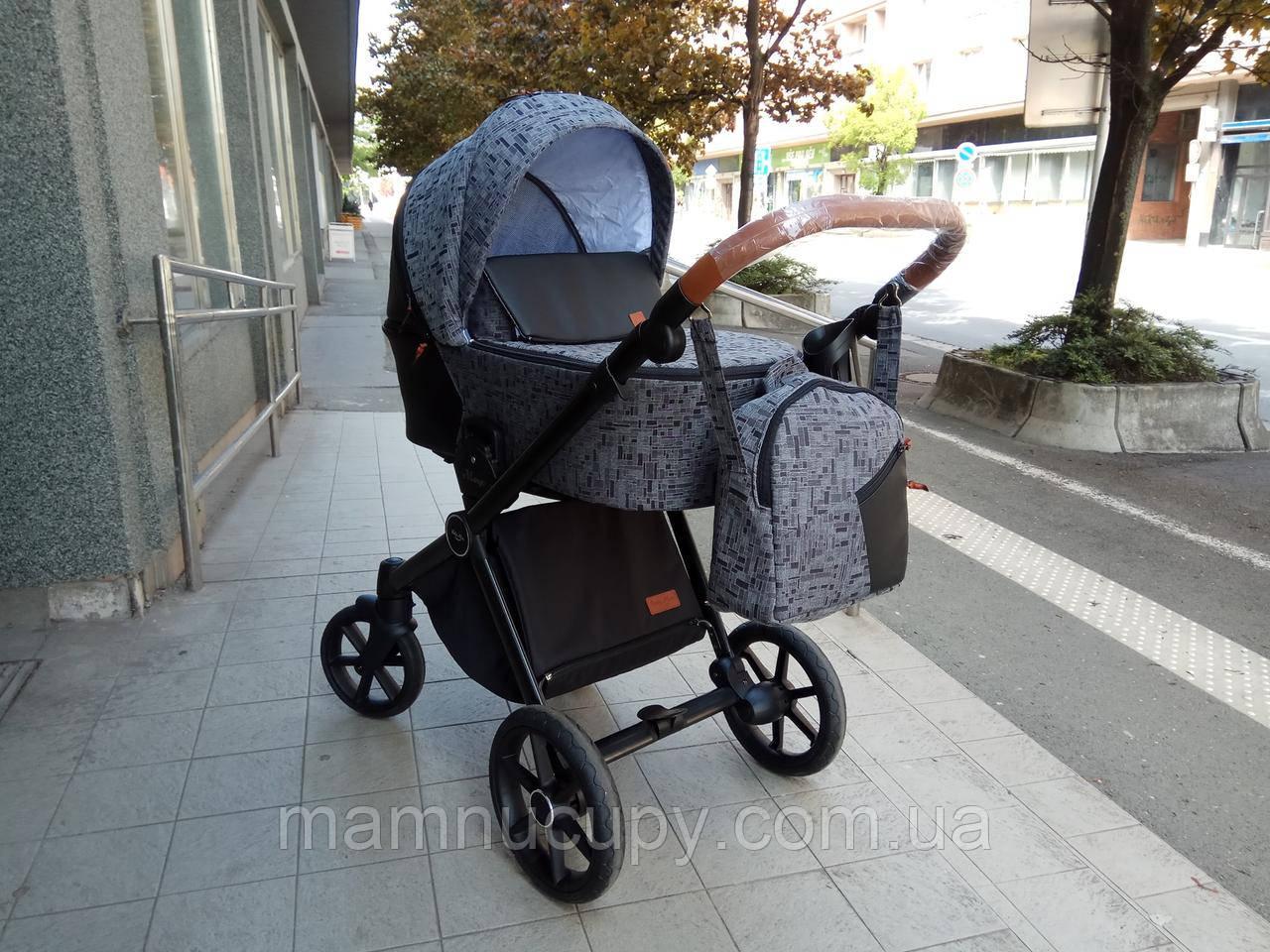 Детская универсальная коляска 2 в 1 Baby Merc Mango M198