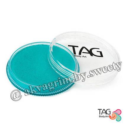 Аквагрим TAG основний, регулярний Бірюзовий 32g