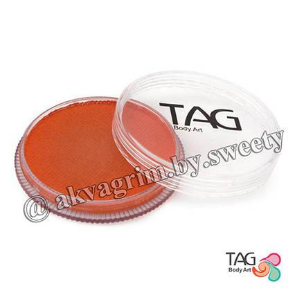 Аквагрим TAG основной, регулярный Оранжевый 32g