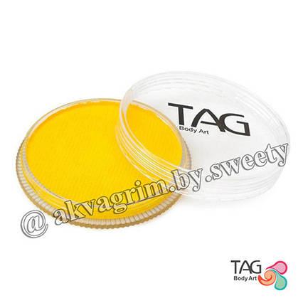 Аквагрим TAG основной, регулярный Желтый 32g
